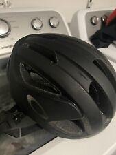 Oakley Aro3 Cycling or Mtb Helmet - Matte Black/Medium
