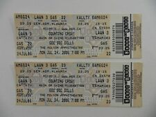 Counting Crows and the Goo Goo Dolls at the Molson Amphitheatre 24/07/06 Tickets