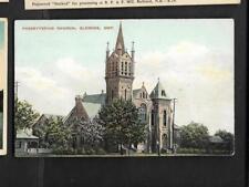 pk34074:Postcard-Presbyterian Church,Glencoe,Ontario