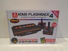 Atari Flashback 4 Classic Game Console w/ 76 Games