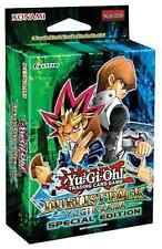 Yugioh Duelist Pack Kaiba and Yugi Special Edition Box (6 Booster Packs)