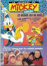 Le Journal de Mickey N° 2166 (envoi gratuit voir conditions)