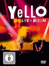 YELLO - LIVE IN BERLIN   DVD NEU