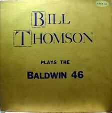 Bill Thomas - Plays The Baldwin 46 Organ LP Mint- BT 1001 Vinyl Record Private
