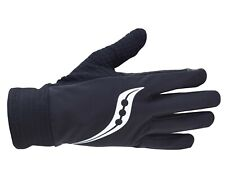 Saucony Unisex NOMAD Running Gloves, SA90479-BK ( X-Large )