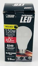 Feit Electric - High Lumen A21 LED 150W Equivalent Warm White Dimmable Light