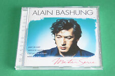 "CD ALAIN BASHUNG ""MASTER SERIE VOL. 1"" COMPIL 17 TITRES / POLYGRAM 1998, TB ETAT"