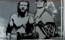 WWE Wrestling John Cena Reversible Standard Pillowcase 2008 New Factory Sealed