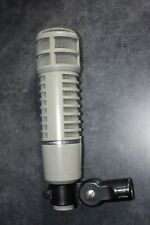 Ev Electro-Voice Re20 dynamic cardioid broadcast studio microphone mic Mint