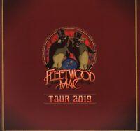 FLEETWOOD MAC / STEVIE NICKS 2019 CONCERT TOUR PROGRAM BOOK BOOKLET / NMT 2 MINT