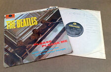 "BEATLES "" PLEASE PLEASE ME "" SUPERB VINYLED UK 63 STEREO LP 5TH LABEL"