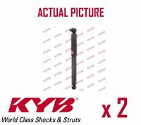 2 x NEW KYB REAR AXLE SHOCK ABSORBERS PAIR STRUTS SHOCKERS OE QUALITY 349114