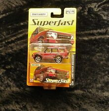Matchbox Superfast Land Rover Discovery #51
