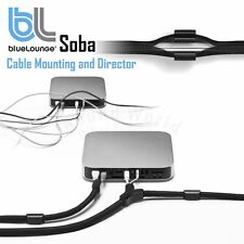 BlueLounge Soba Cord Routing Organizer Tube Cable Director Management Solution