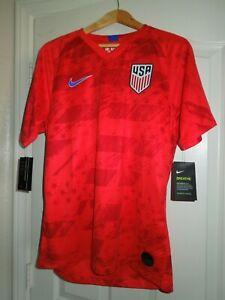 USA National Team 2019 Nike Away Shirt Football Soccer Size M Gold Cup