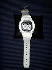 CASIO  G-SHOCK G-LIDE White Mens Watch used