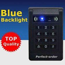 125KHz RFID Card Door Access Control Keypad Password Keypad with Backlight Top