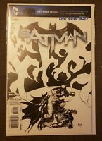 Batman #7 New 52 Capullo Sketch Incentive 1:200 Variant Court of Owls