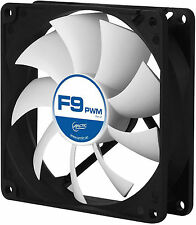 Arctic Cooling F9 PWM Rev.2 92mm Case Fan 1800 RPM (AFACO-090P2-GBA0) Artic