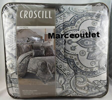 Croscill Home Seren Collection QUEEN Comforter, Shams & Bedskirt Set
