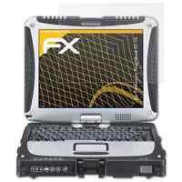 2x Protezione Pellicola dello Schermo opaco&antiurto Panasonic ToughBook CF-19