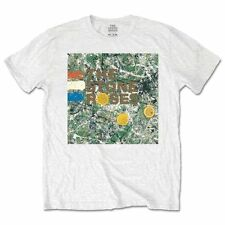 The Stone Roses T Shirt Original Album Cover Officially Licensed Mens White Tee