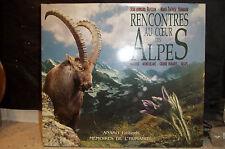 Buisson. RENCONTRES AU COEUR DES ALPES. VANOISE.MONT-BLANC.GRAND PARADIS.VALAIS