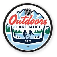 NHL LAKE TAHOE PIN BRUINS FLYERS KNIGHTS AVALANCHE DUELING HOCKEY OUTDOOR GAME