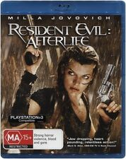 """Resident Evil - Afterlife"" Blu-ray (Region Free B, A, C) Brand New & Sealed"
