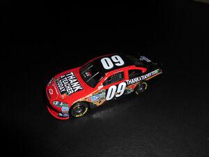 2011 Landon Cassill #09 Thank A Teacher Today 1/64 NASCAR 1/64 Custom Spinmaster