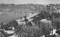 BR18368 Cannes vers le Mont Chevalier l Esterel france