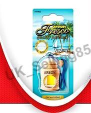 *NEW* AREON FRESCO Autoparfüm Duftdose Duftbaum Lufterfrischer TORTUGA