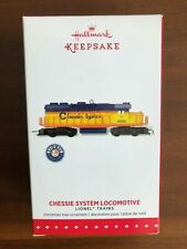 New ListingHallmark 2015 Lionel Chessie System Locomotive Ornament