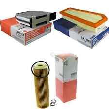 MAHLE / KNECHT Innenraumfilter LAK 413 Luftfilter LX 2813 Ölfilter OX 183/5D