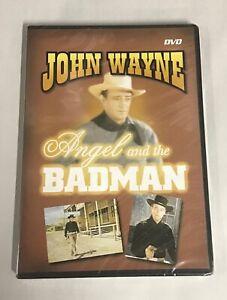 Angel and the Badman  / DVD Western Movie / John Wayne / Harry Carrey / NEW