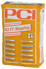 PCI FT megafug 25 kg basalte Mortier à joint pour en grès, pierre naturelle