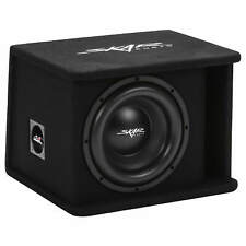 "NEW SKAR AUDIO SDR-1X10D2 1200 WATT SINGLE 10"" LOADED VENTED SUBWOOFER ENCLOSURE"