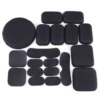 Useful Black Dream Army FAST Helmet Soft Cushion Pad with Sticker Z