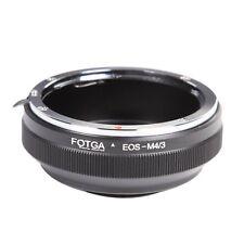 Adaptador Canon EOS EF objetivo a Micro 4/3 M43 Soporte para EP-1 GF1 G1 GH1 EP1