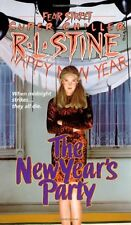 The New Years Party (Fear Street Super Chillers, No. 9) by R. L. Stine