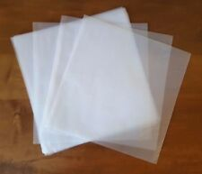 """high quality 12"""" LP Anti-Static HD-PE Inner Sleeves (50 pieces) FREE SHIPPING"""