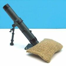 MORTAR GRENADE ROCKET Launcher GUN SAND BAG Miniature SCALE REPLICA GI JOE 9275