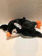 "Penguin 18"" Pillow Pets Stuffed Animal- Free Shipping"