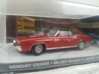 Mercury Cougar - On Her Majesty's Secret Service - James Bond Car Collection