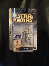 Star Wars Saga A New Hope C-3PO Tatooine Ambush