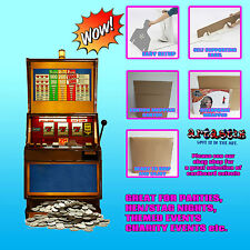 Fruit Machine Cardboard Cutout Figure l - Great for Special Occasions SC140