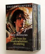 SHADOW HUNTERS THE BANE CHRONICLES 2 BOOK BOXED SET CASSANDRA CLARE BRAND NEW