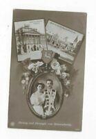 1255- Herzog & Herzogin v. Braunschweig 1913
