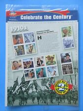 Celebrate the Century 1910s Stamps USPS America Looks Beyond its Borders #5538