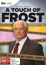 A Touch of Frost : Series 1-15 (DVD, 2015, 23-Disc Set)